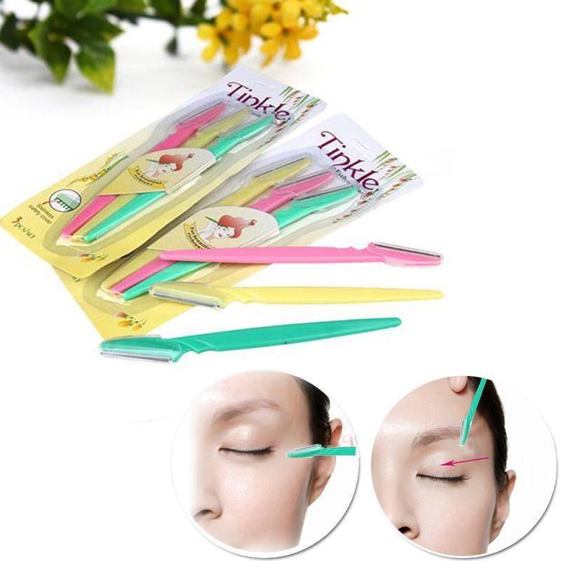 Tinkle Eyebrow Razor Pack of 3 -