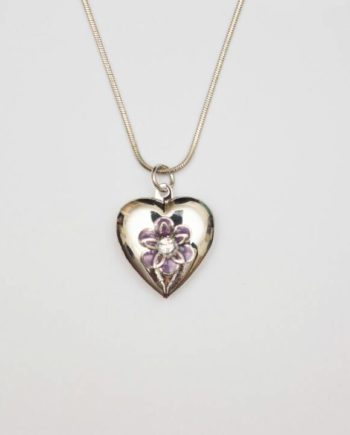 heart 1 shape pendant