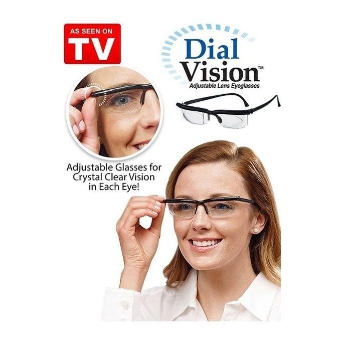 a6565f01c7 Dial Vision Adjustable Lens Eyeglasses - Online Shopping in Pakistan